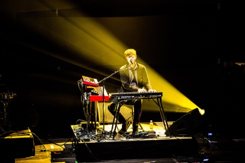 James Blake live at Electronic Beats Festival Cologne 2013